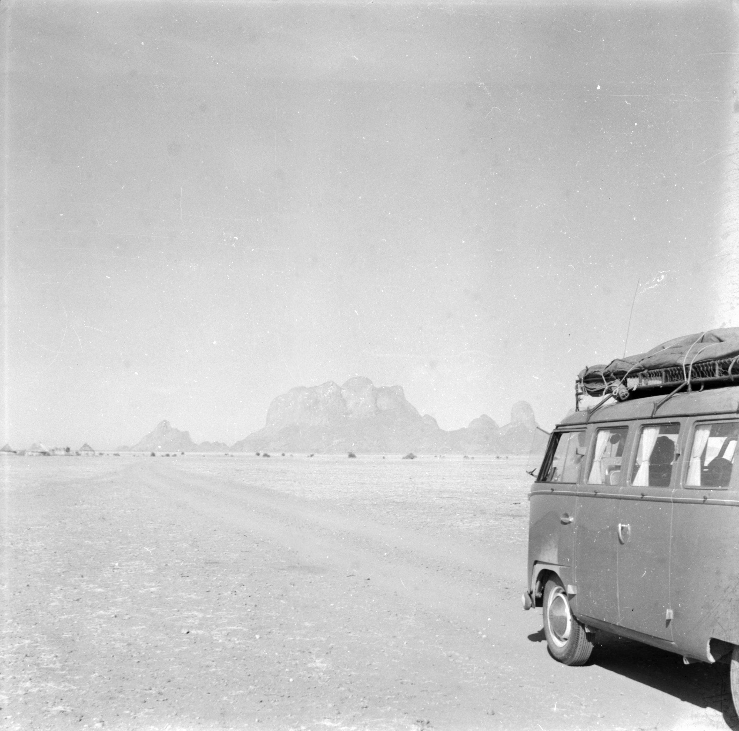 Home is a Journey - Feb 21 - Sudan landscape