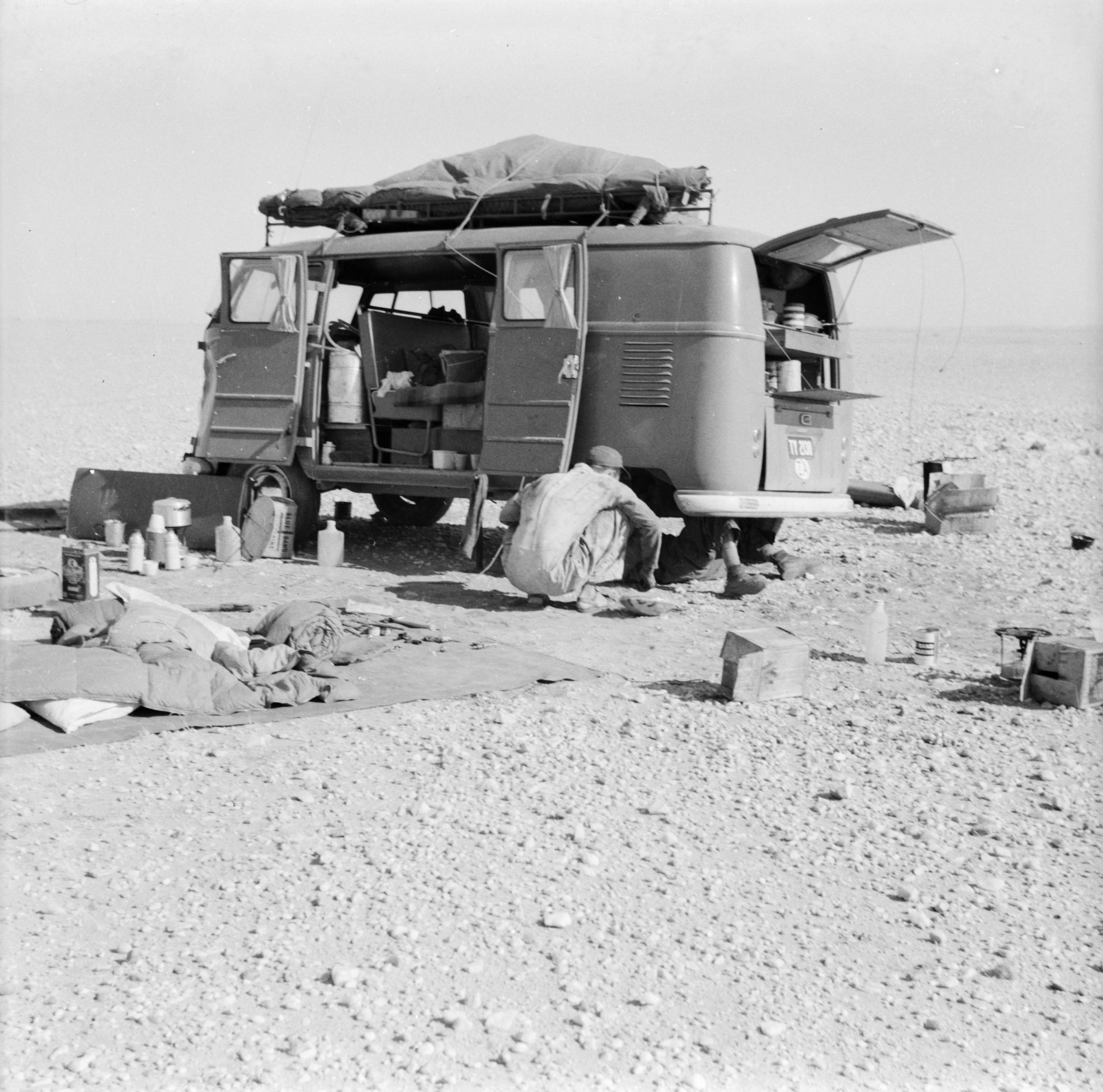 Home is a Journey - Feb 25 Desert car repairs