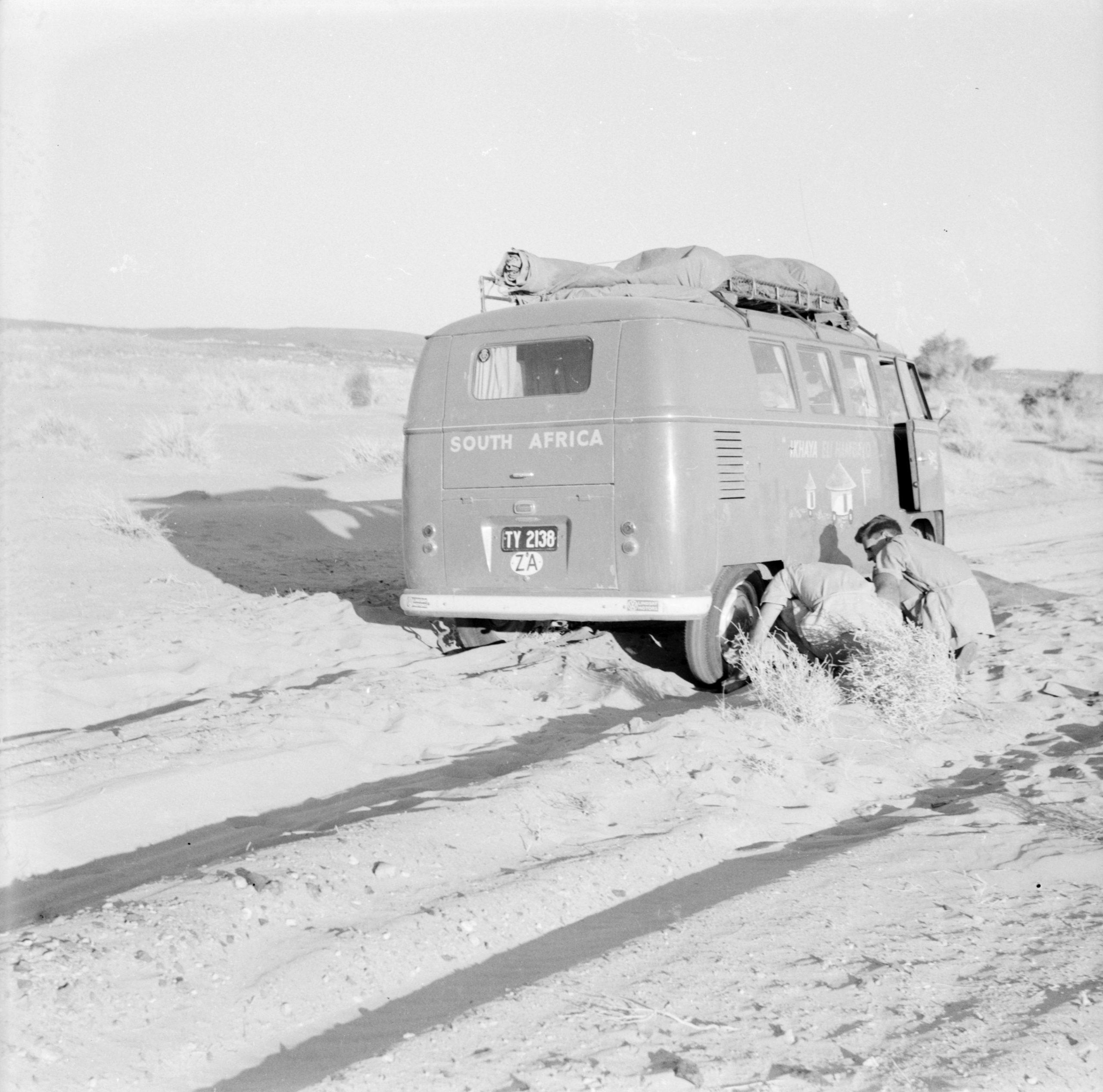 Home is a Journey - Feb 26 - desert crossing
