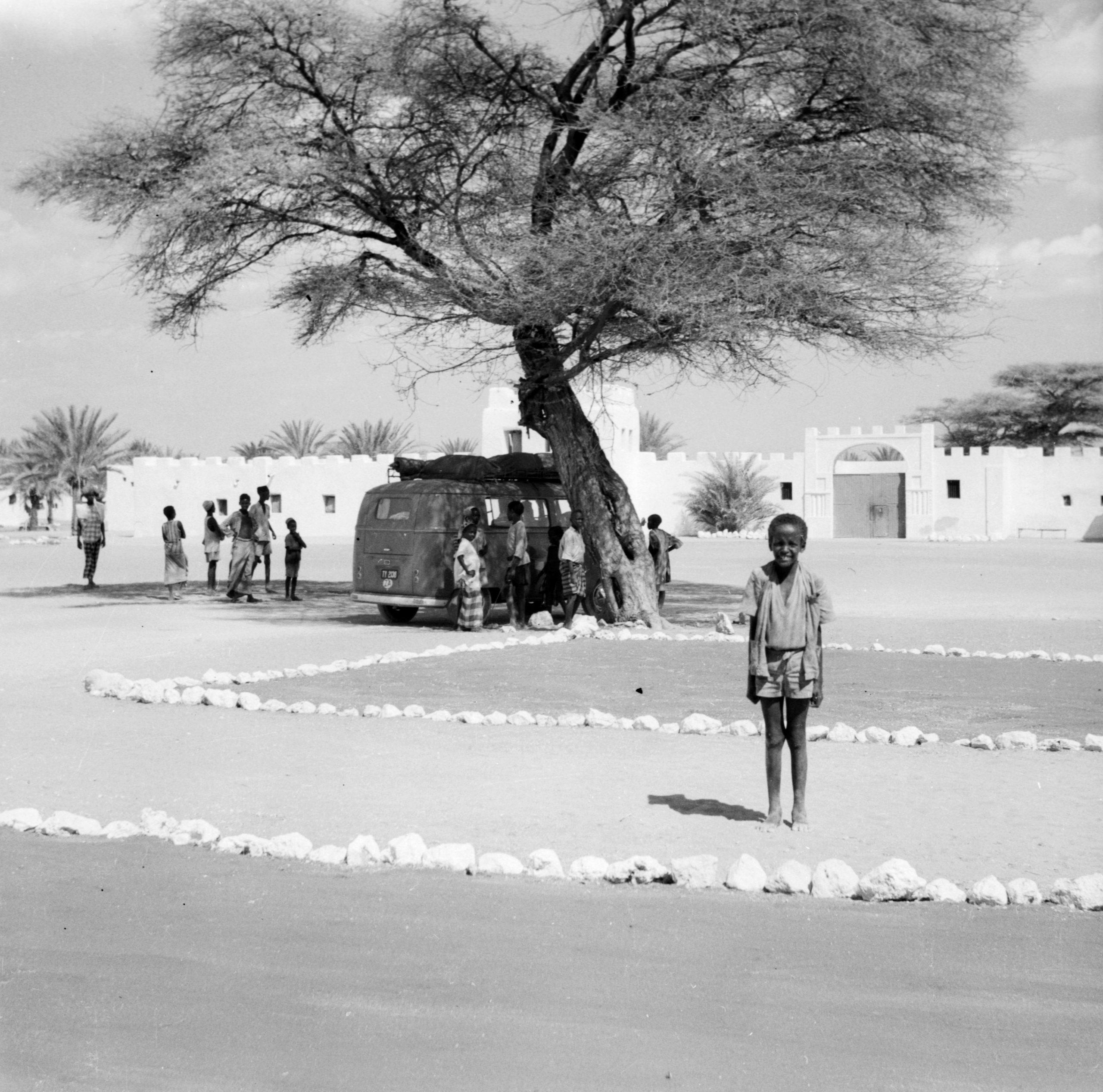 Home is a Journey - Feb 5 - Wajir