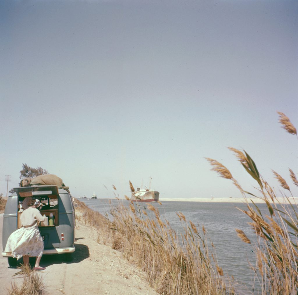 Home is a Journey - March 11 - Suez Canal