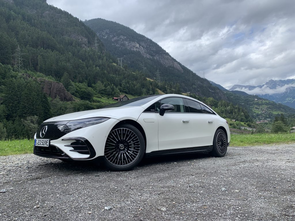 2022 Mercedes-EQ 580 4MATIC