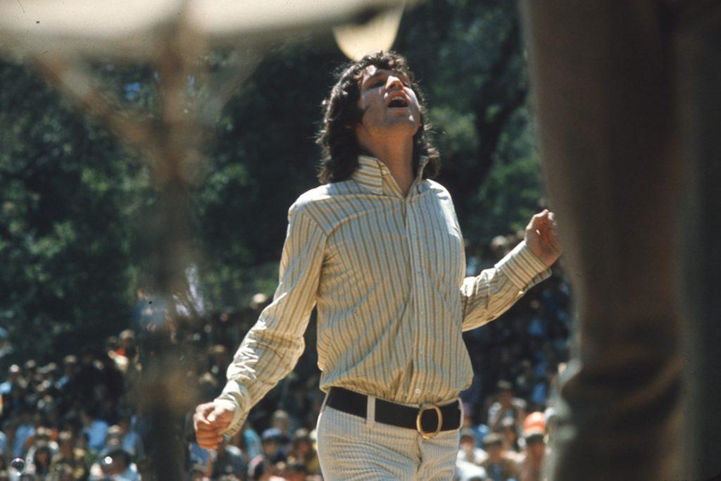 Doors Jim Morrison at Fantasy Fair 1967