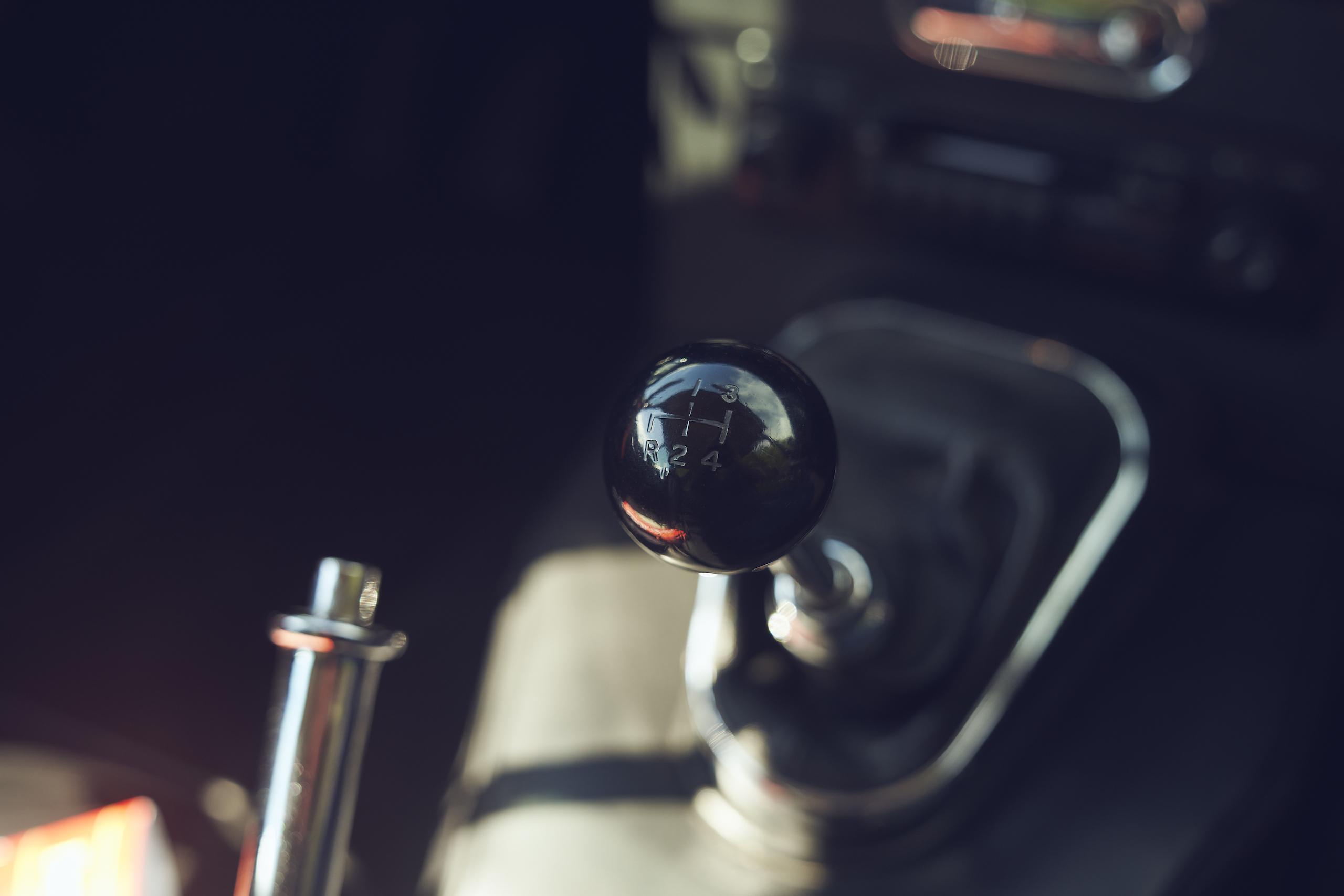 Jaguar E-Type shifter