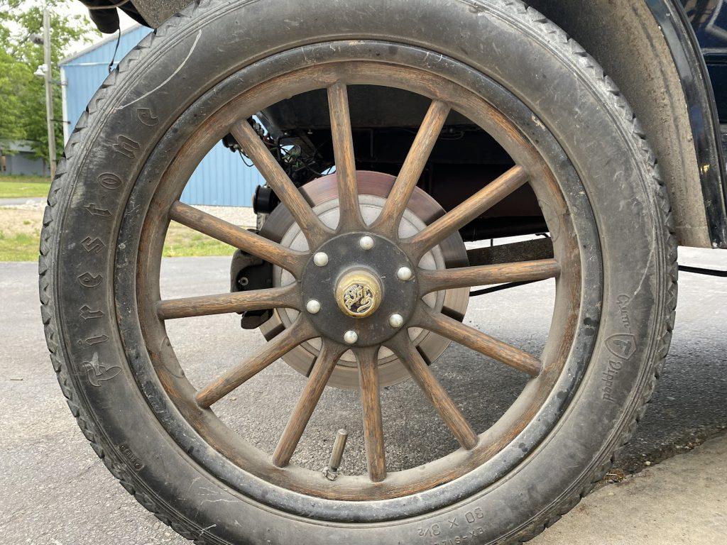 Model T disc brakes