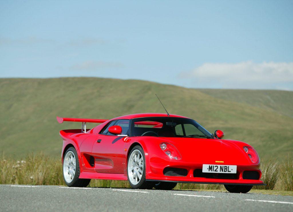 2003 Noble M12 GTO 3R