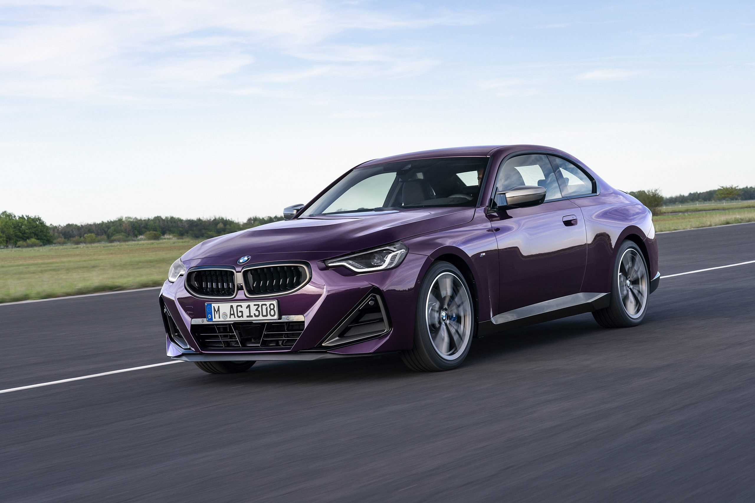 BMW 2-Series Coupe 2021 6