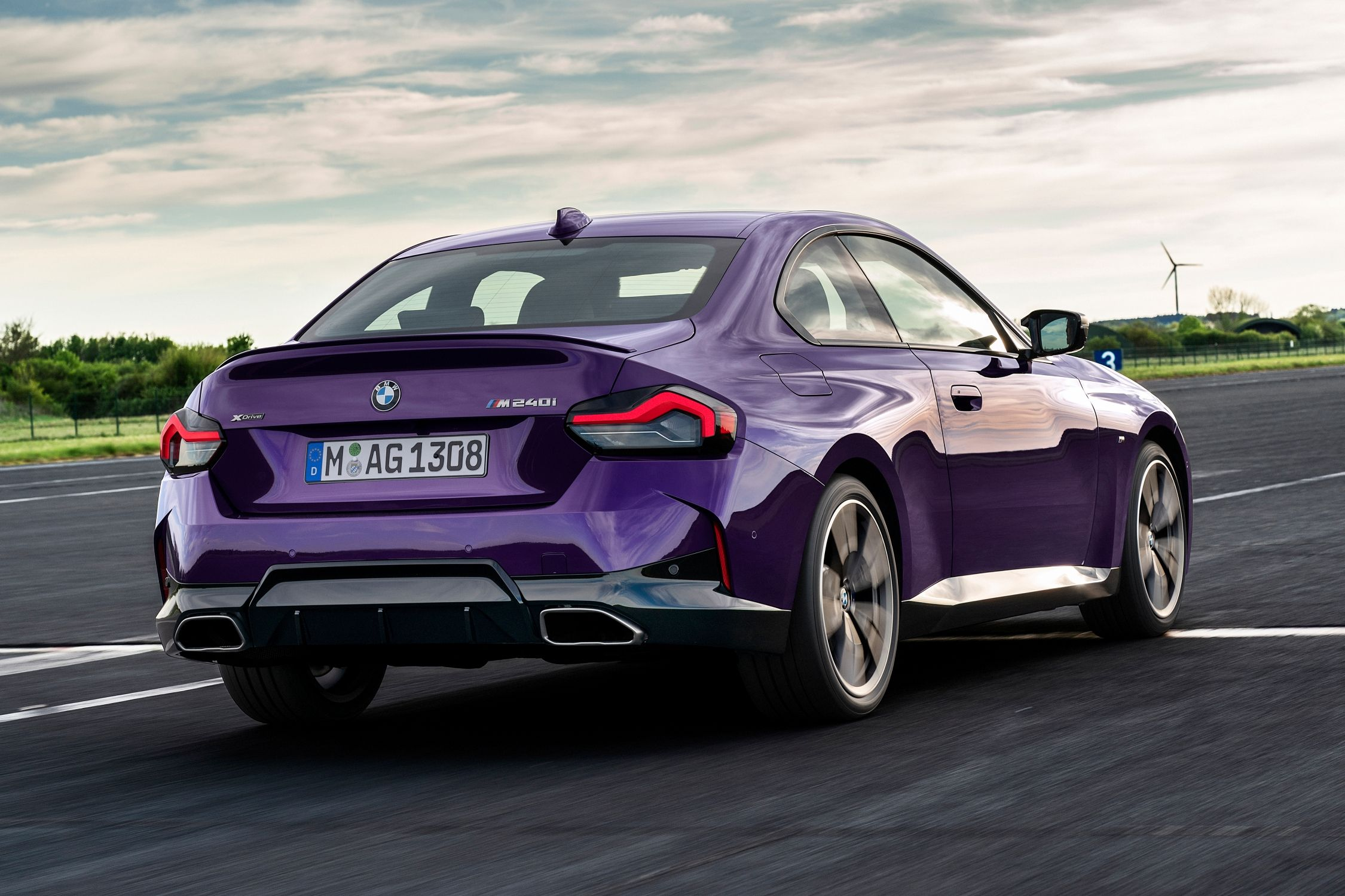 BMW 2-Series Coupe 2021 4
