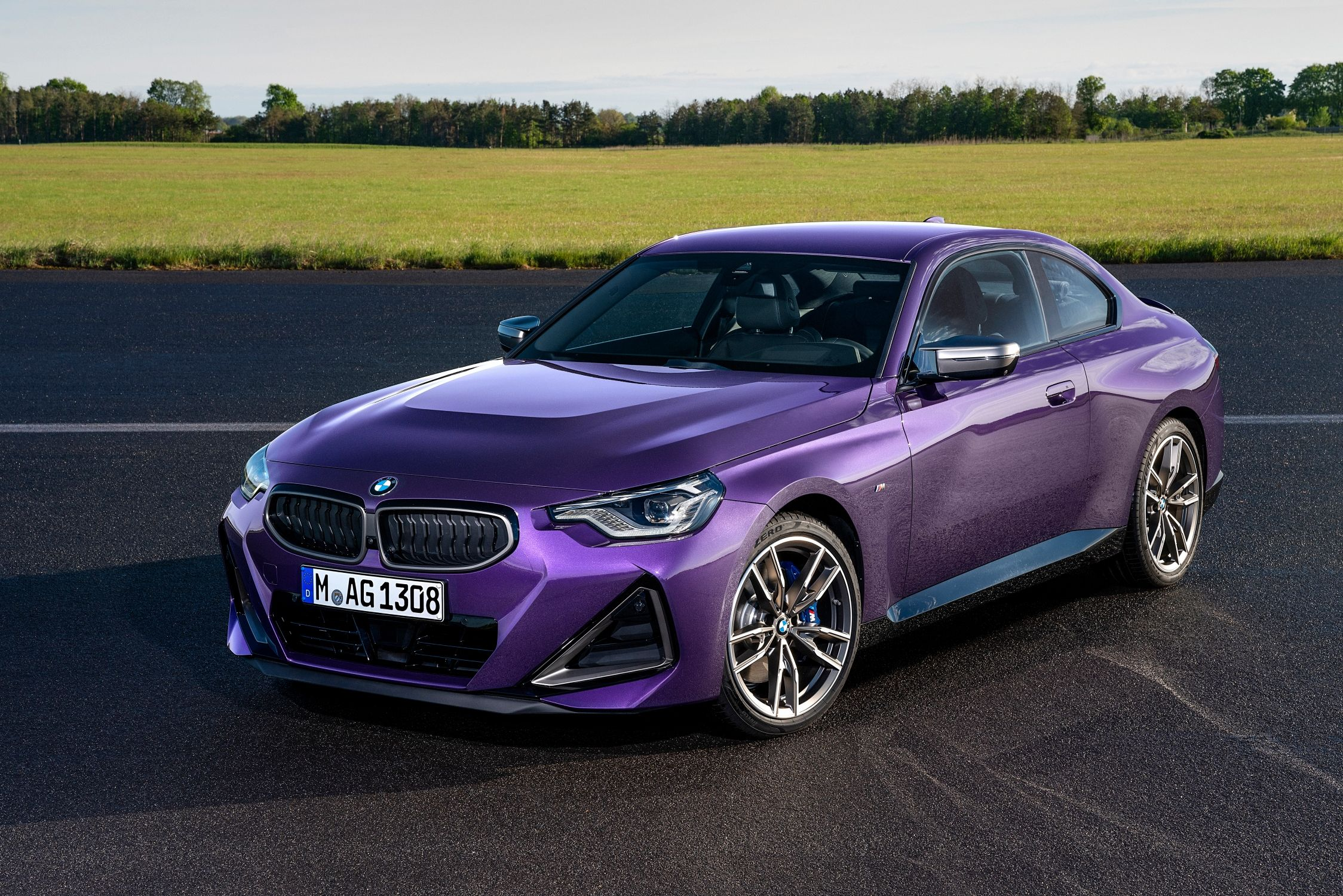 BMW 2-Series Coupe 2021 2