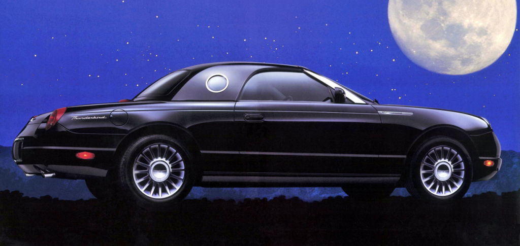 Ford 2005 Thunderbird brochure