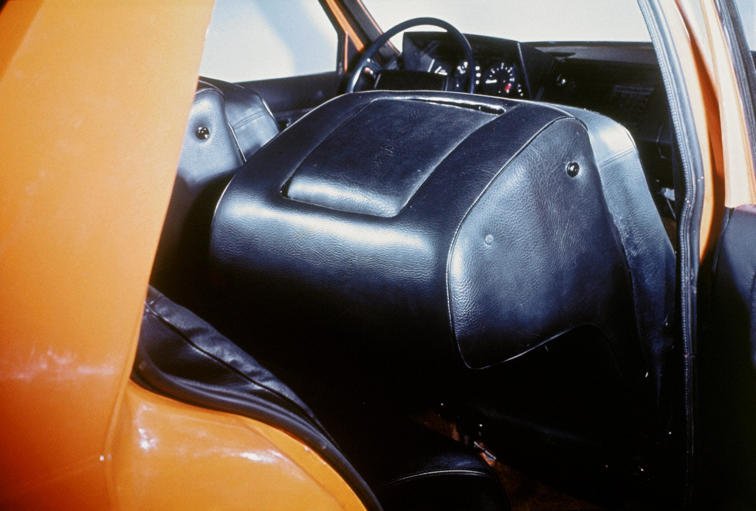 safety equipment seat