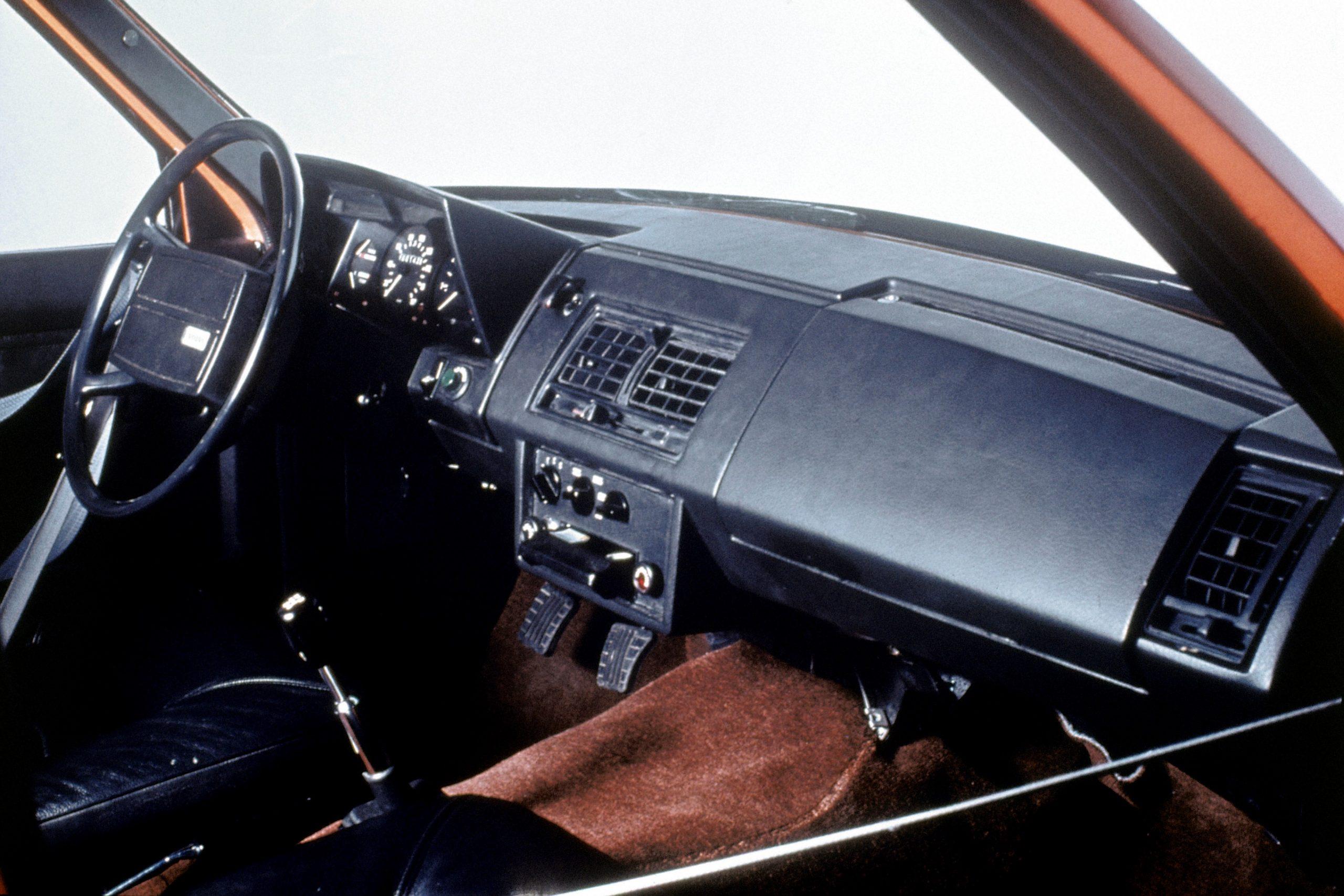 safety equipment interior dash