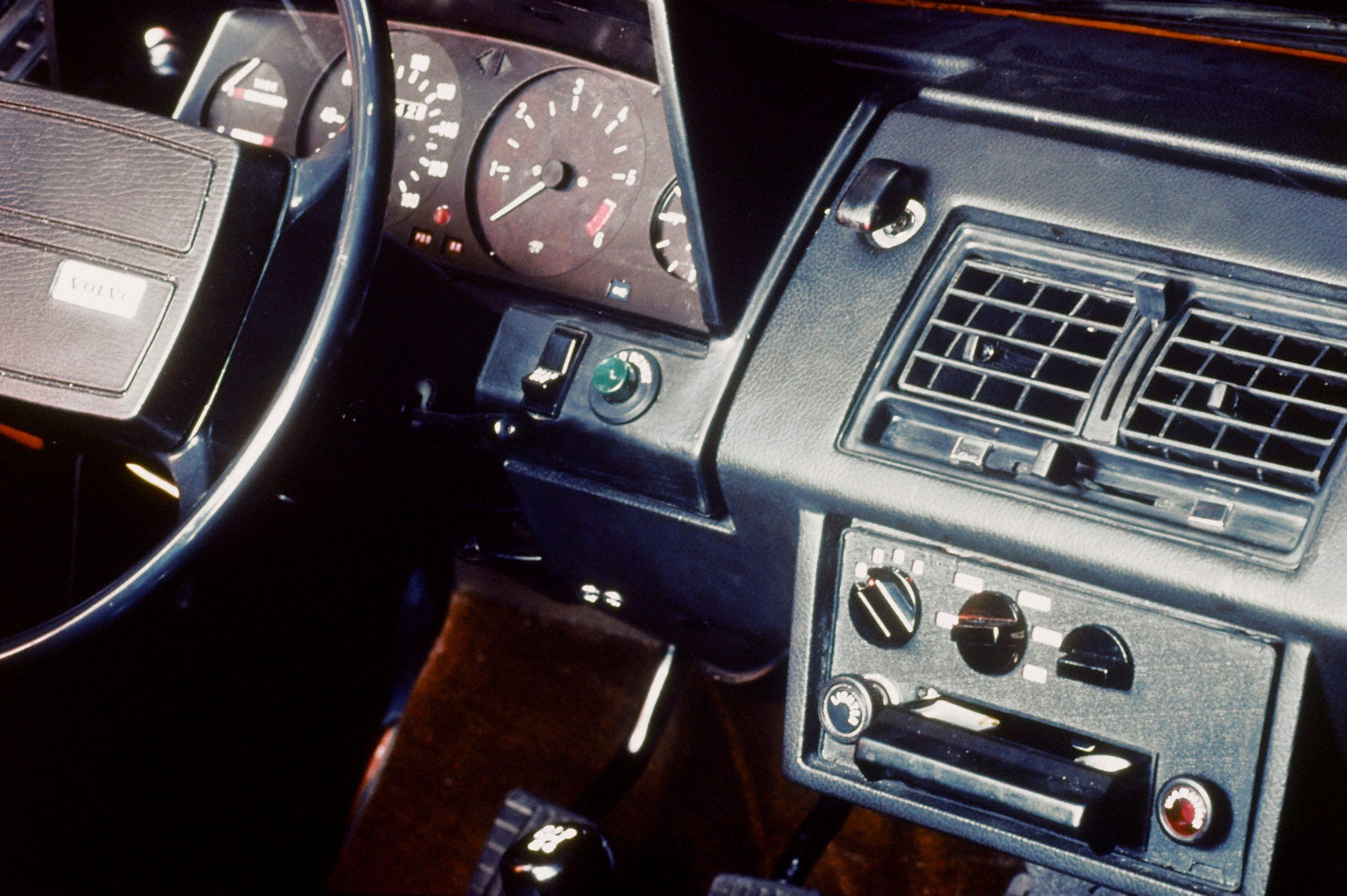 safety equipment interior dash close