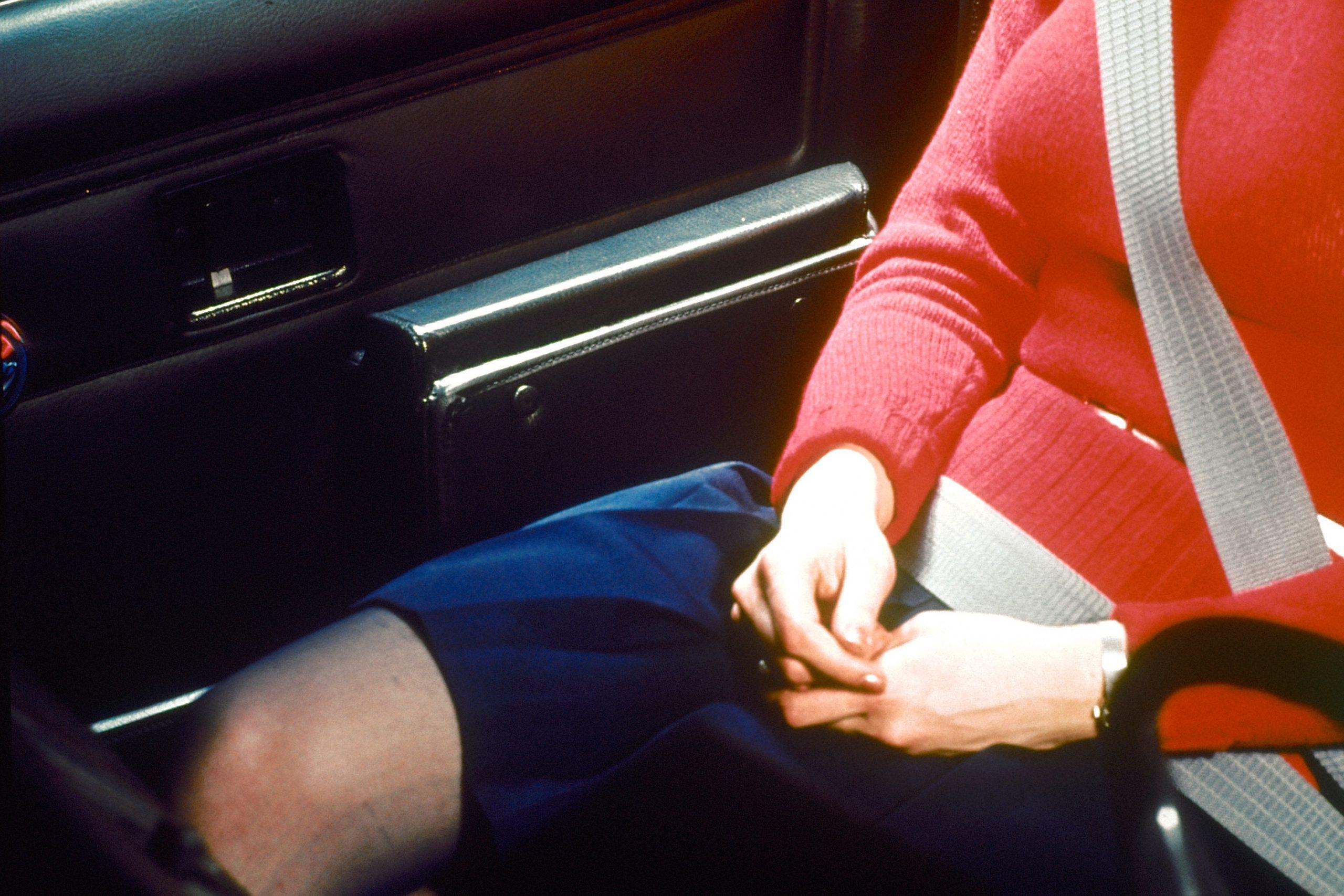 safety equipment passenger door