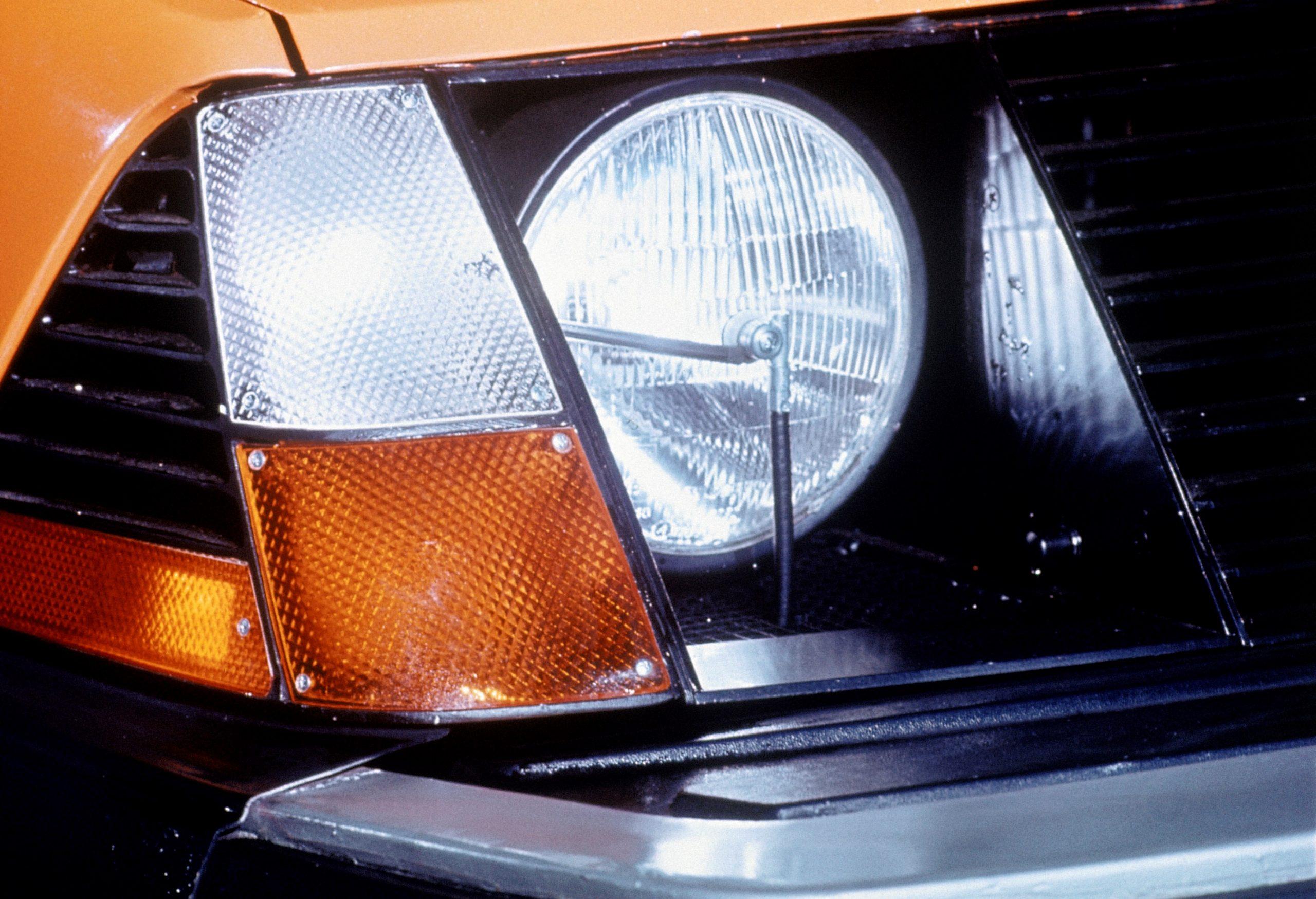 safety equipment headlight