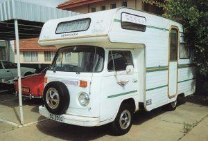 Volkswagen Jurgens Autovilla - 2nd generation