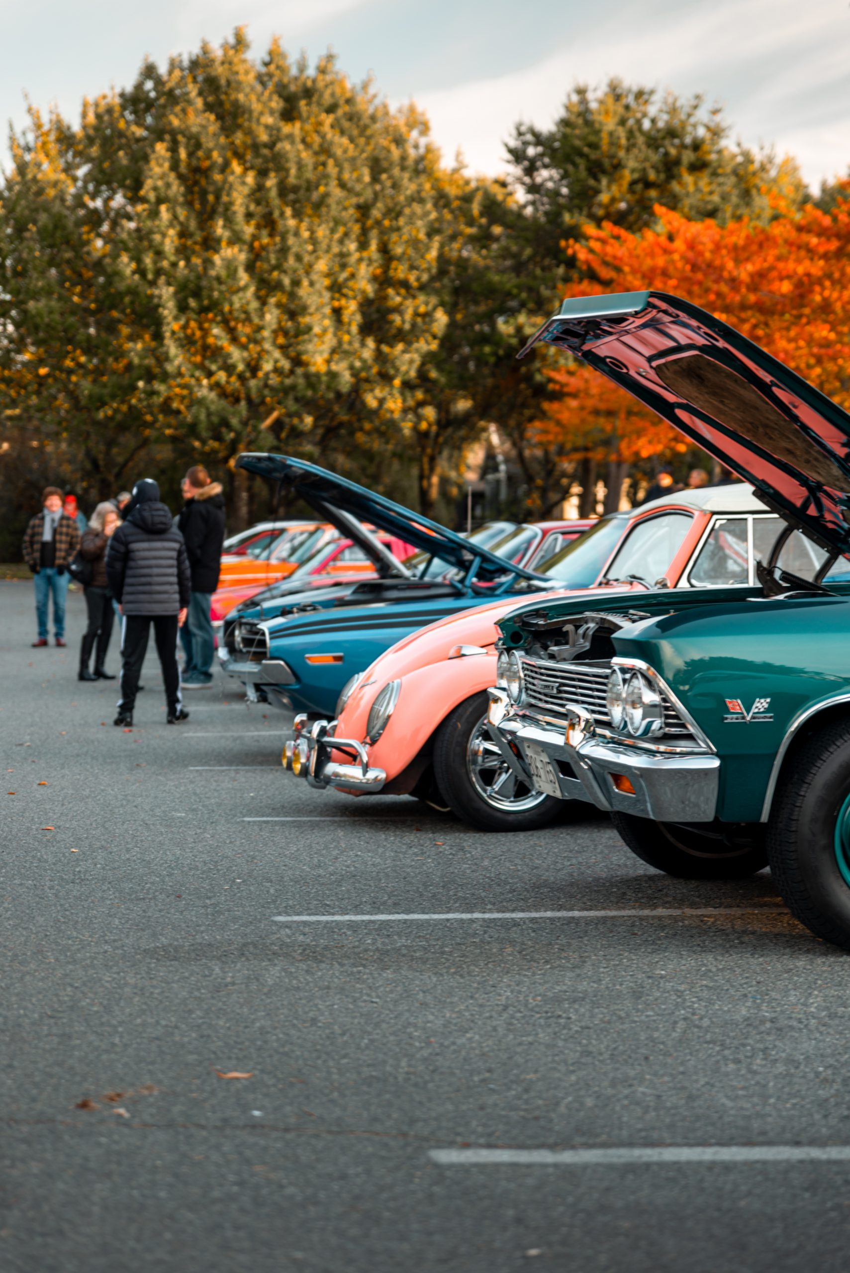 urban vancouver cars coffee vertical