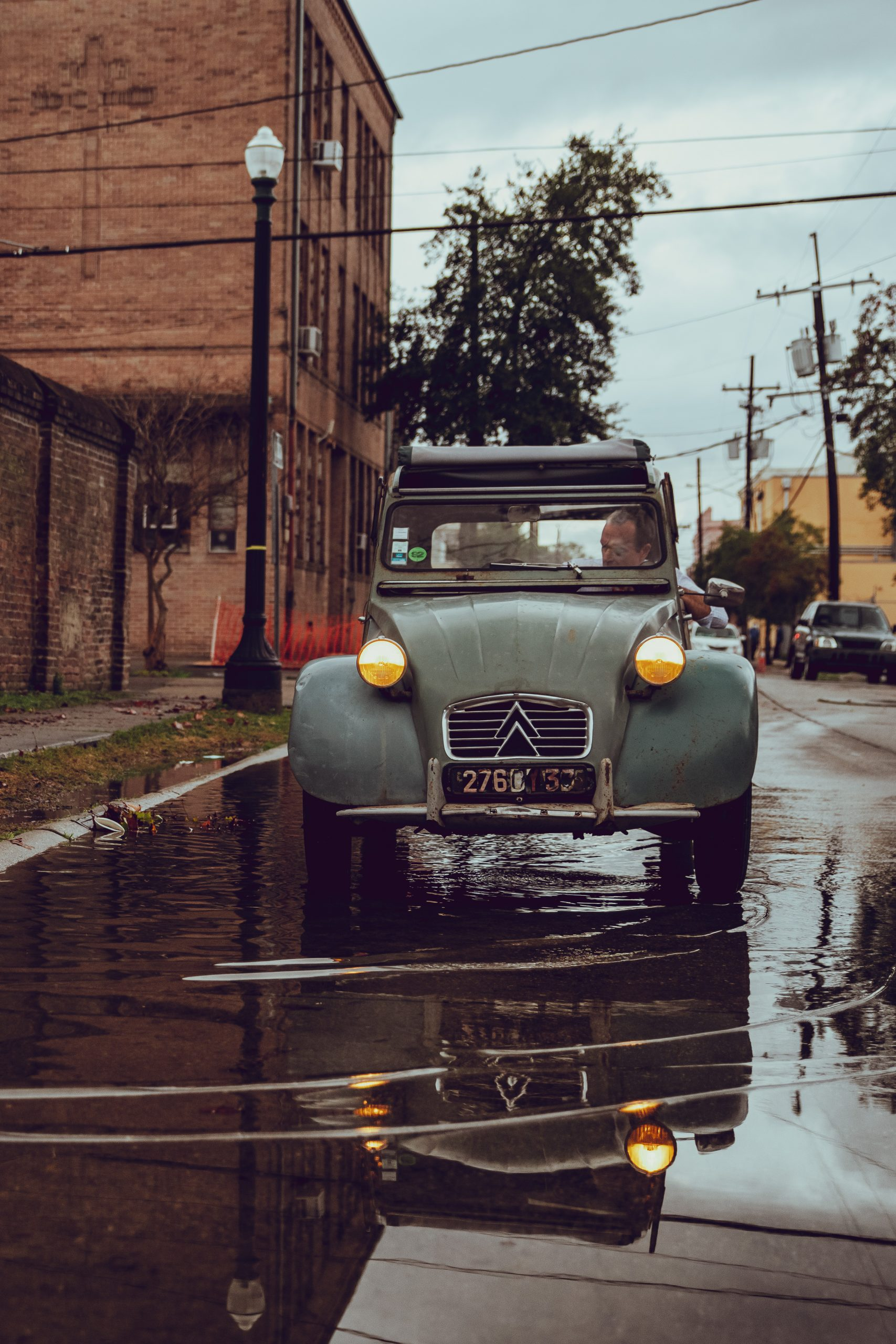 Sam Prokop's 1961 Citroën 2CV