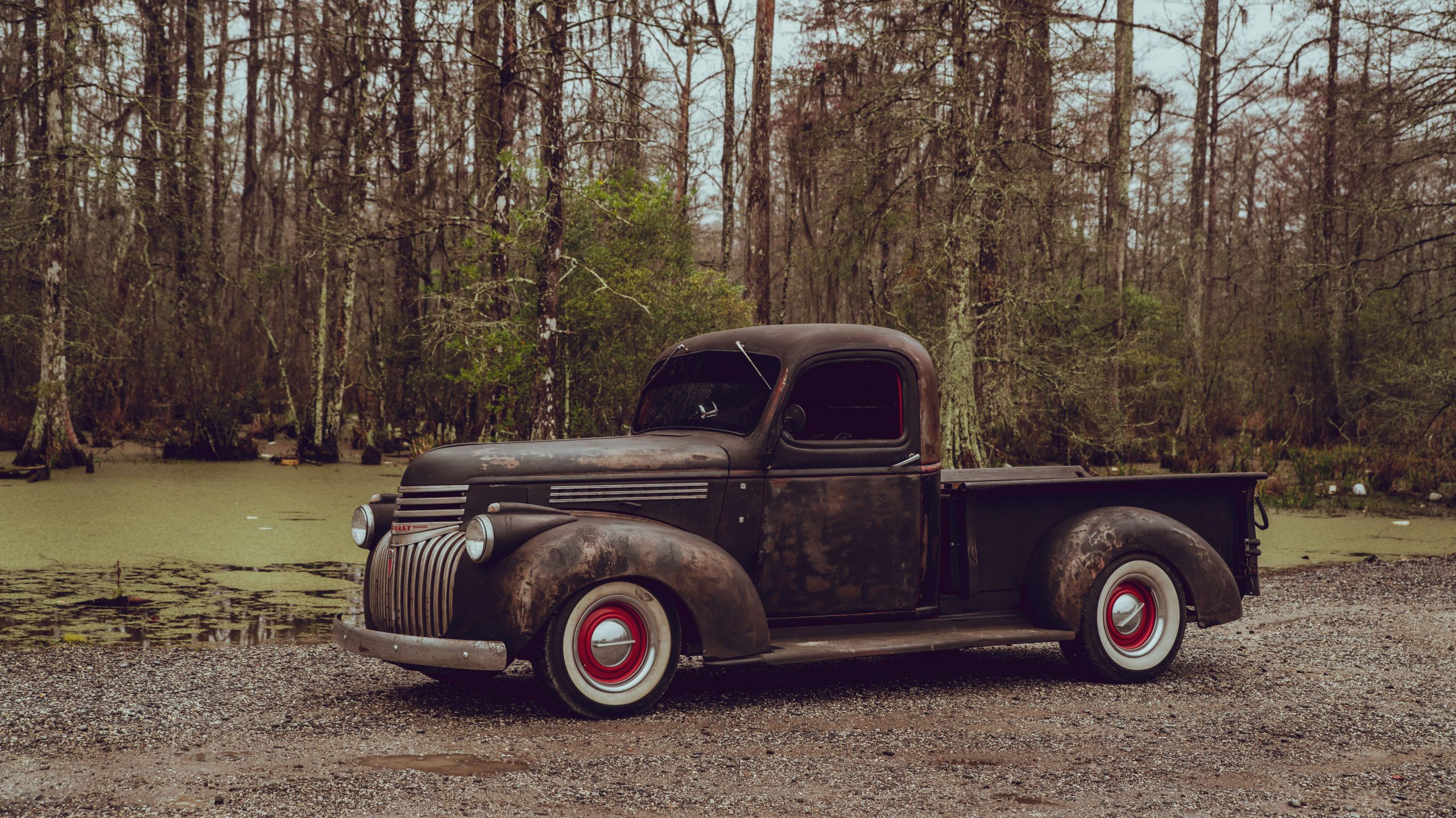 Curtis Vicknair's 1940 Chevrolet Pickup
