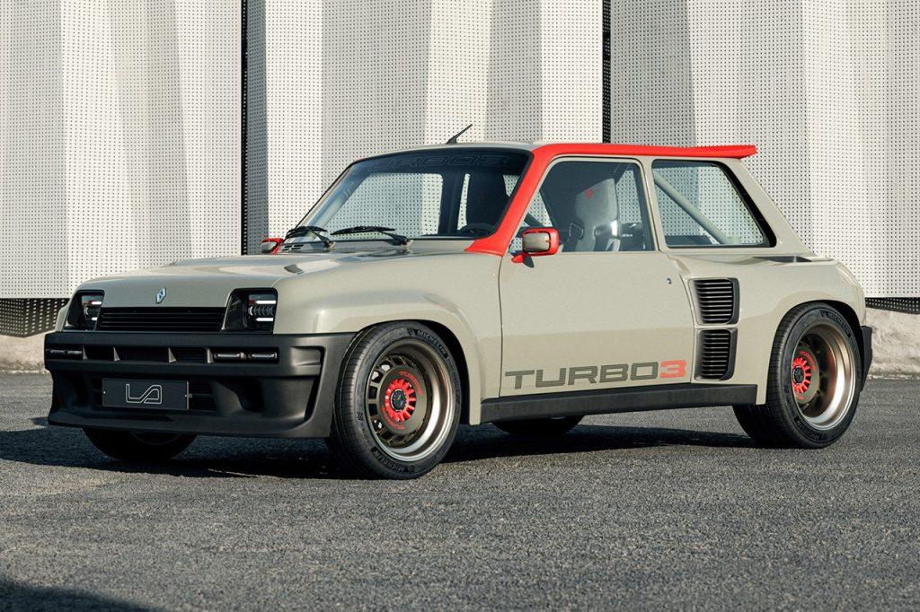 Legende Automobiles R5 Turbo II