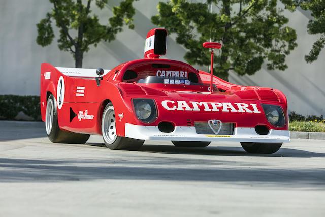 1974 Alfa Romeo Tipo 33 TT 12