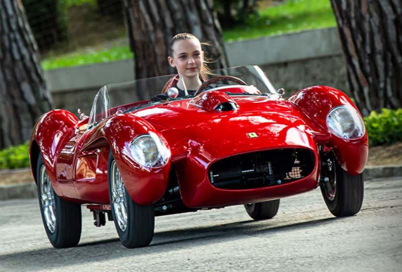 The Little Car Company Testa Rossa 1