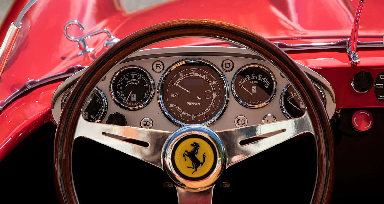The Little Car Company Testa Rossa 3