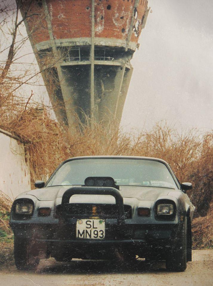 1979 Chevrolet War Camaro front