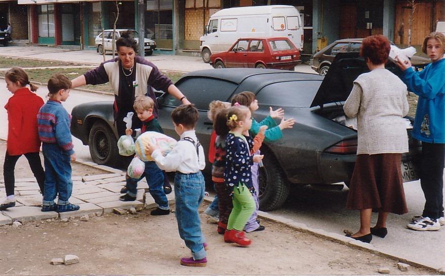 1979 Chevrolet War Camaro supplying aid