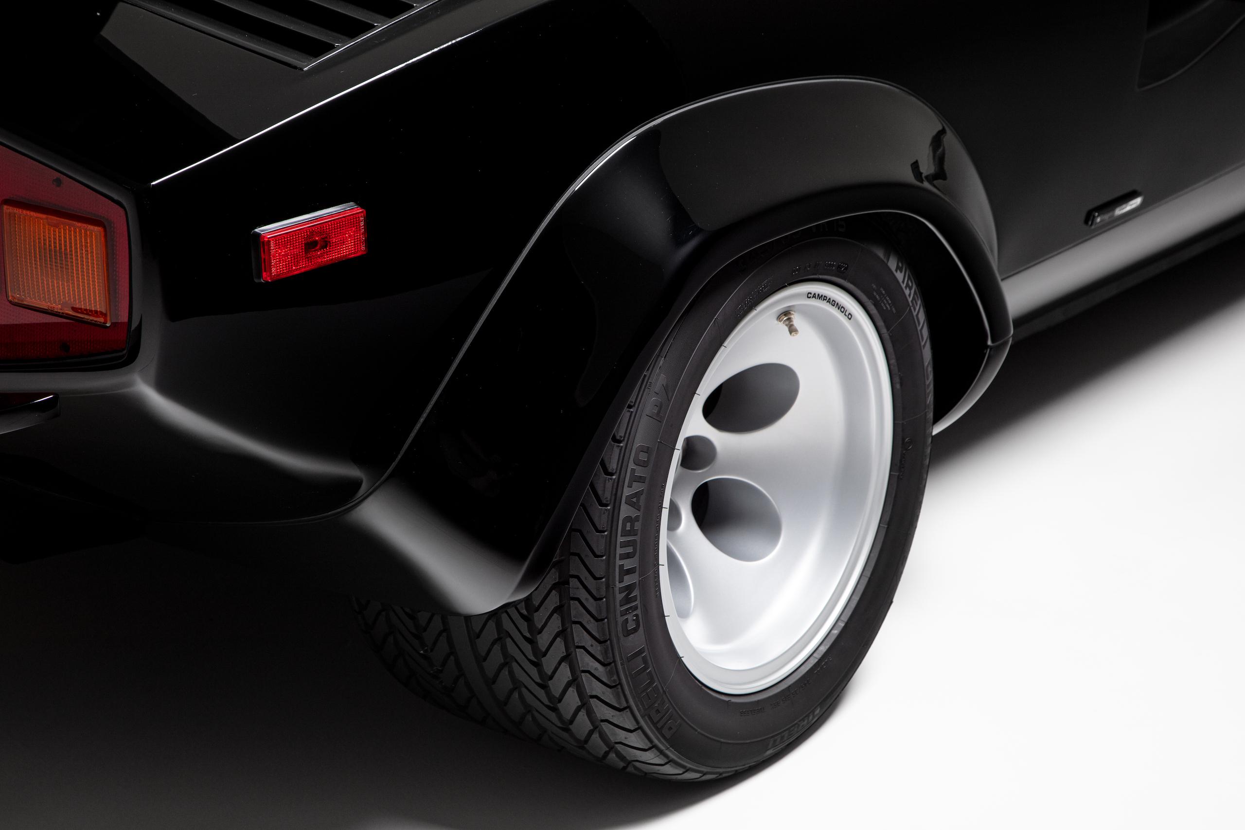 Countach Rear Wheel