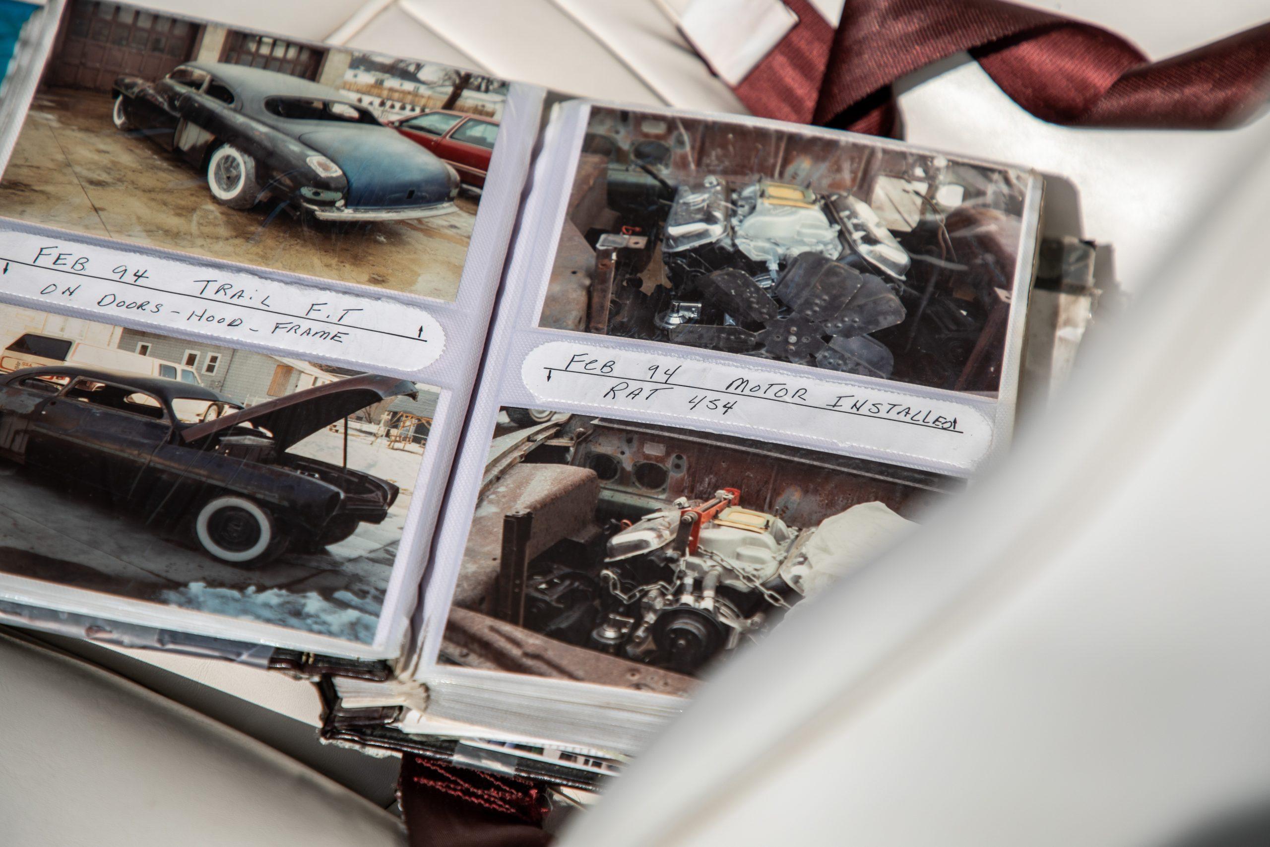 mercury lead sled custom photo history