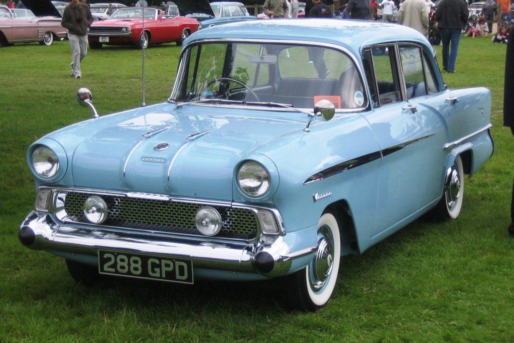 1958 Vauxhall Victor F