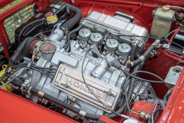 Honda S600 engine