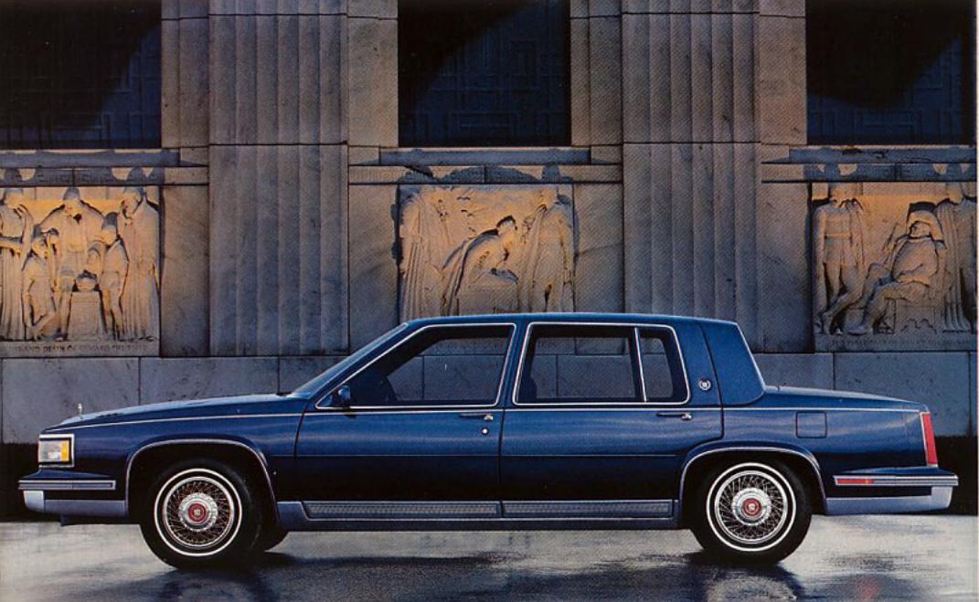1987 Cadillac Fleetwood Sixty Special