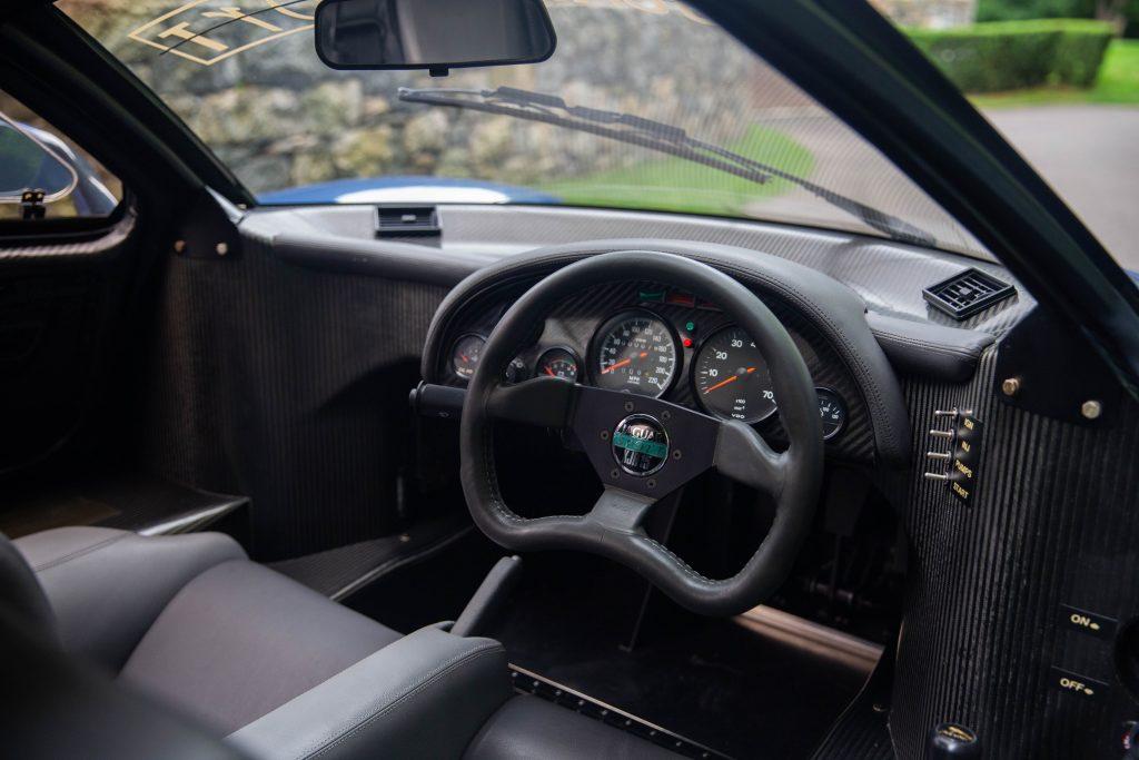 1991 Jaguar XJR 15 interior