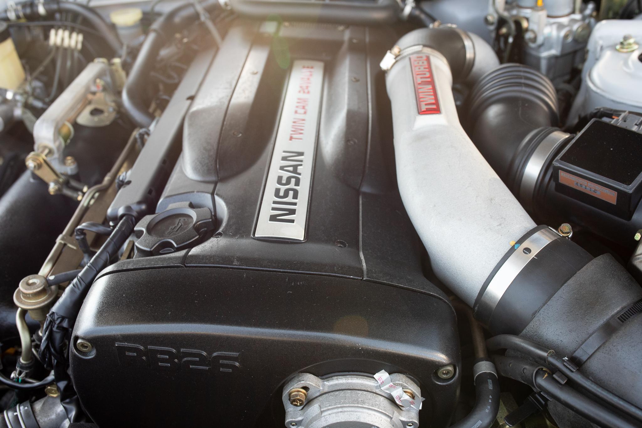 1994 Skyline GT-R V-Spec II engine