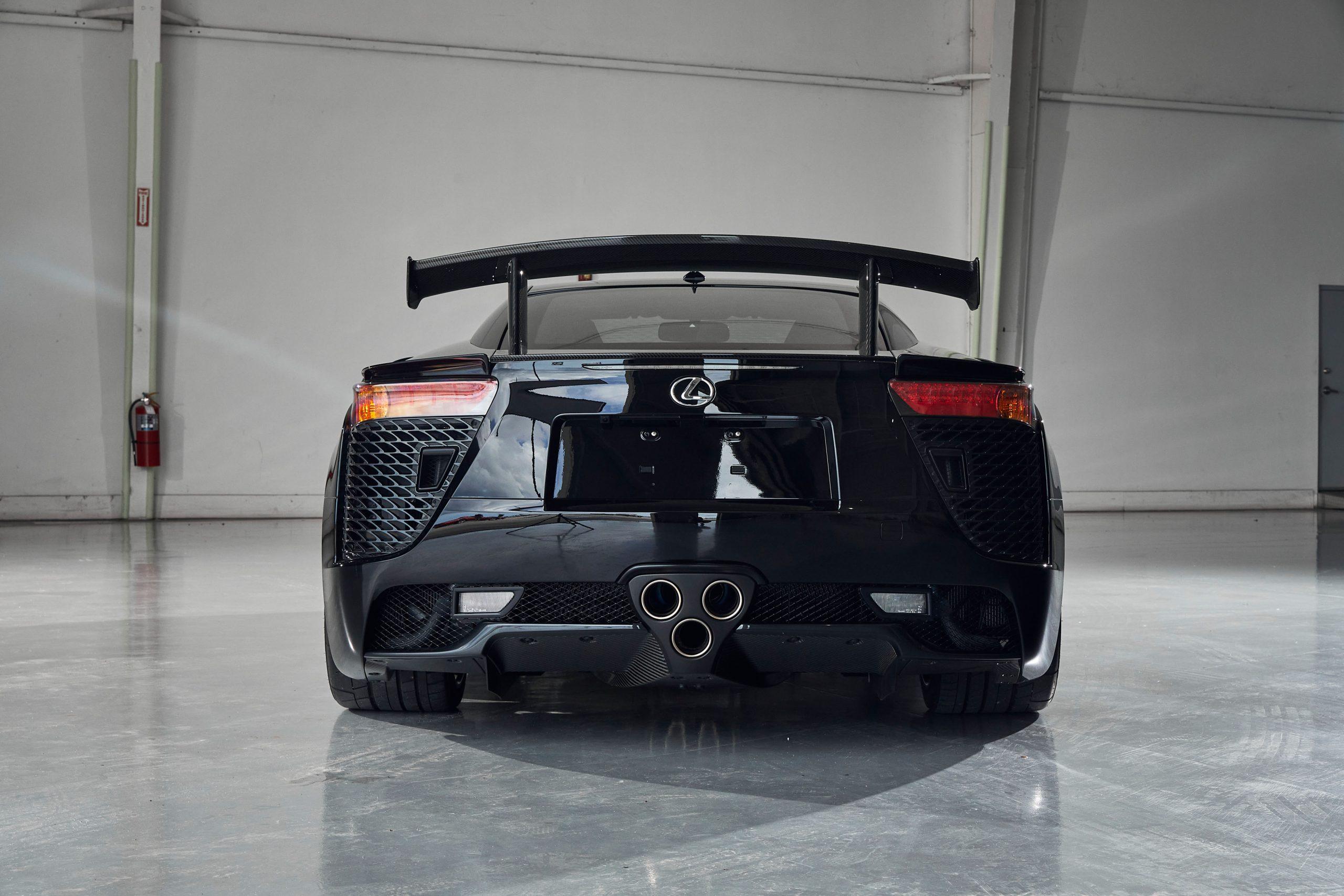 2012-Lexus-LFA-Nurburgring-Package rear
