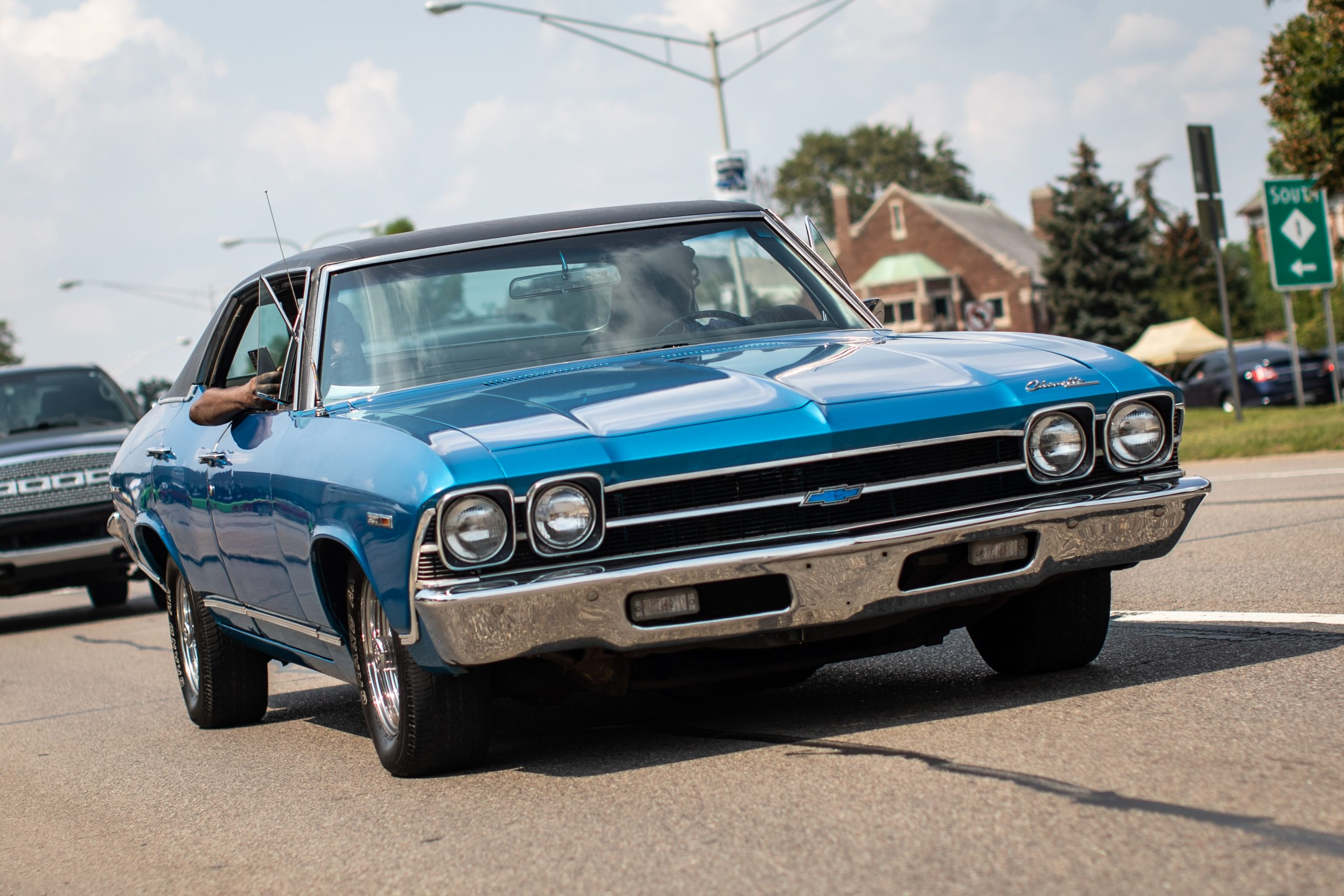 2021 Dream Cruise woodward ave action chevrolet