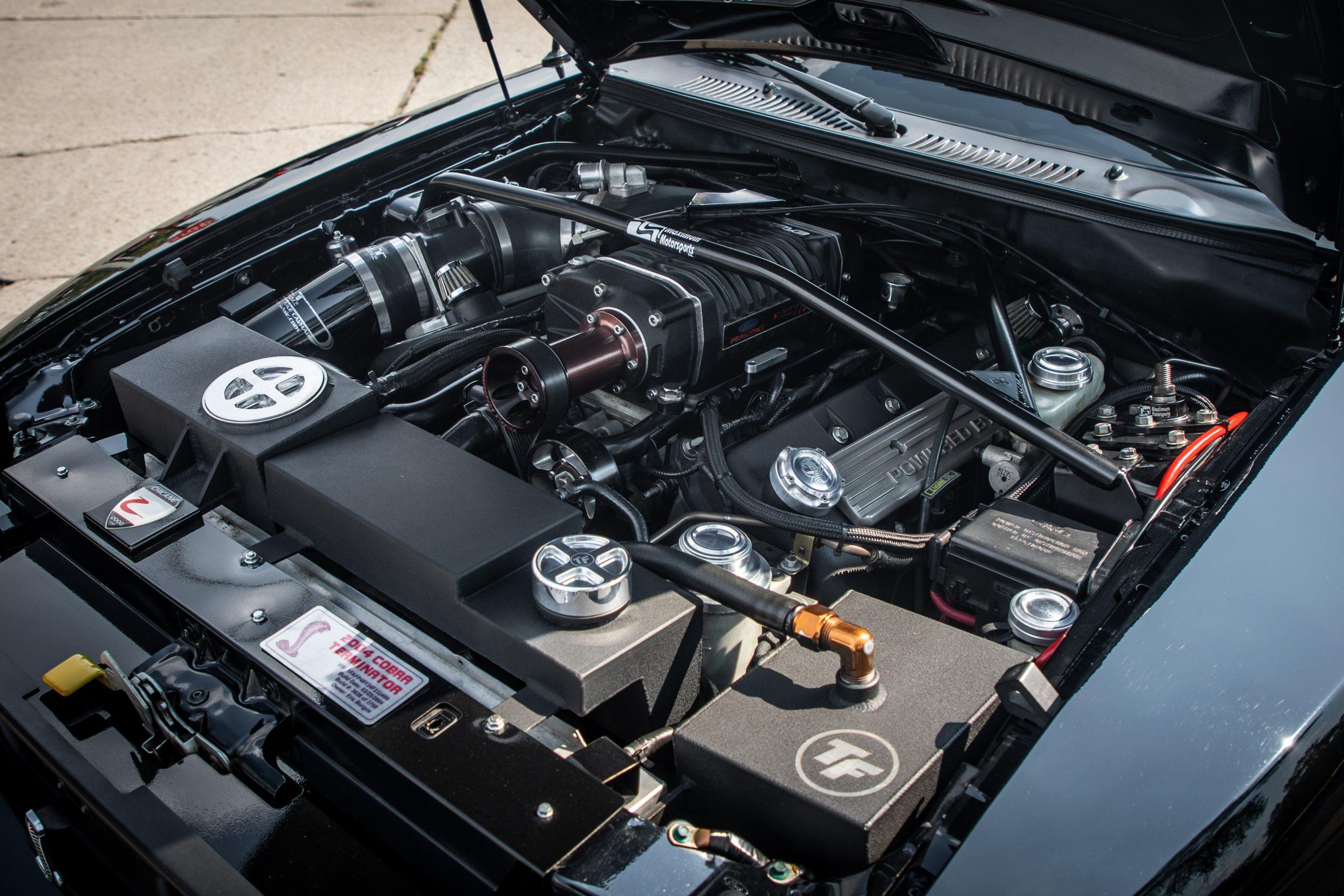 2021 Dream Cruise woodward ave cobra engine build