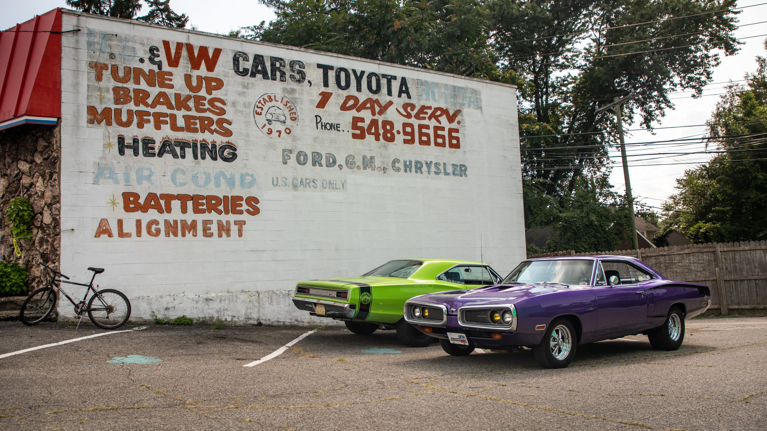 2021 Dream Cruise woodward ave muscle car vibe