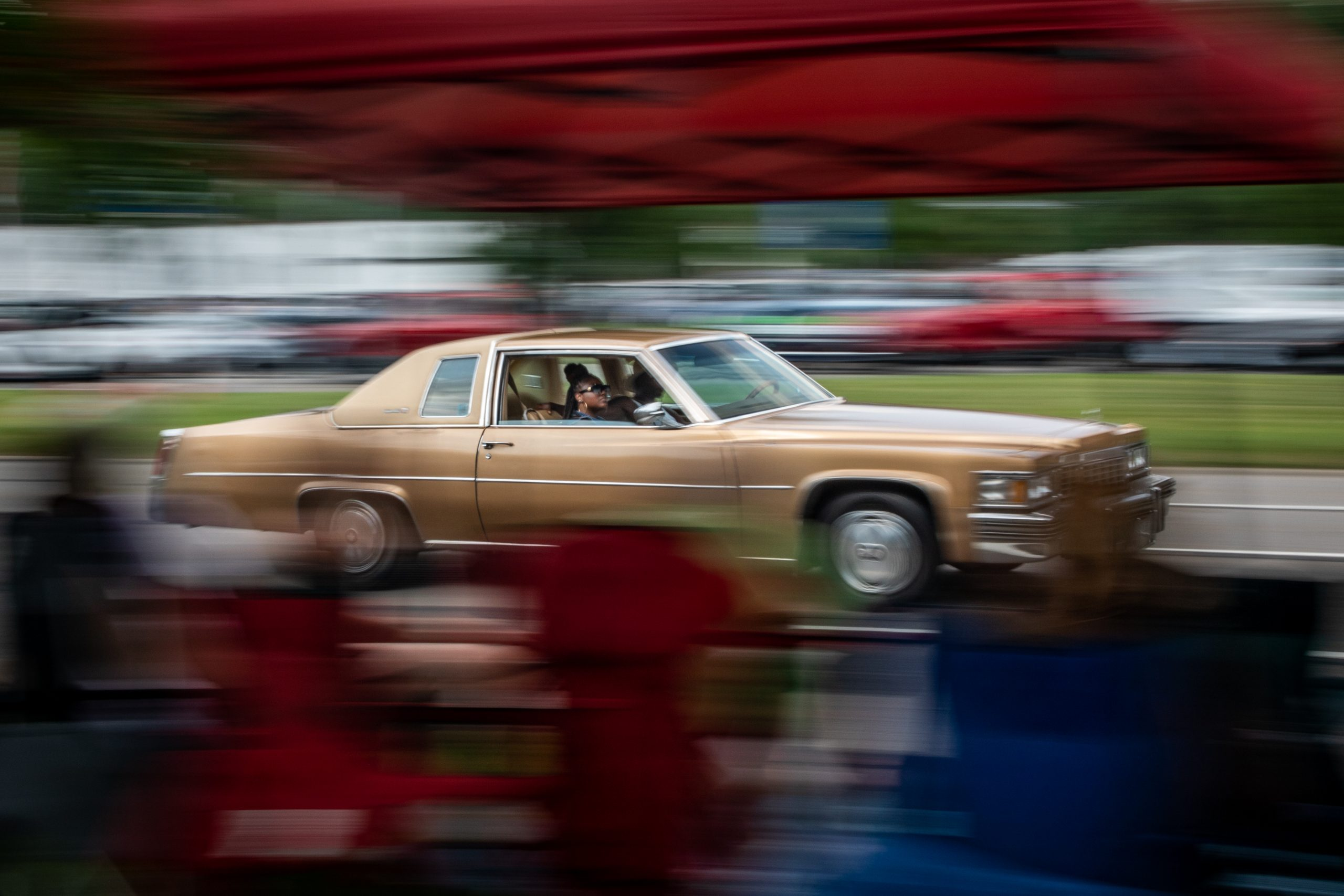 2021 Dream Cruise woodward ave action brougham