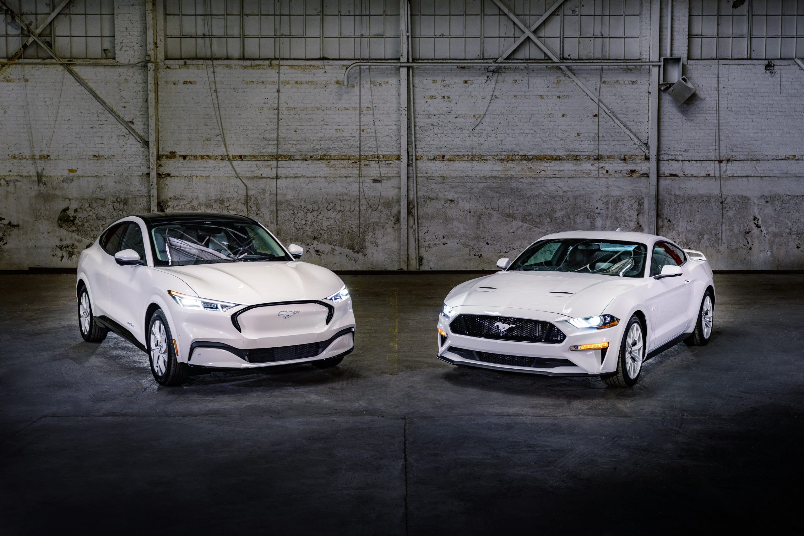 2022 Mustang Mach-E_2022 Mustang Coupe_Ice White Appearance Package_01