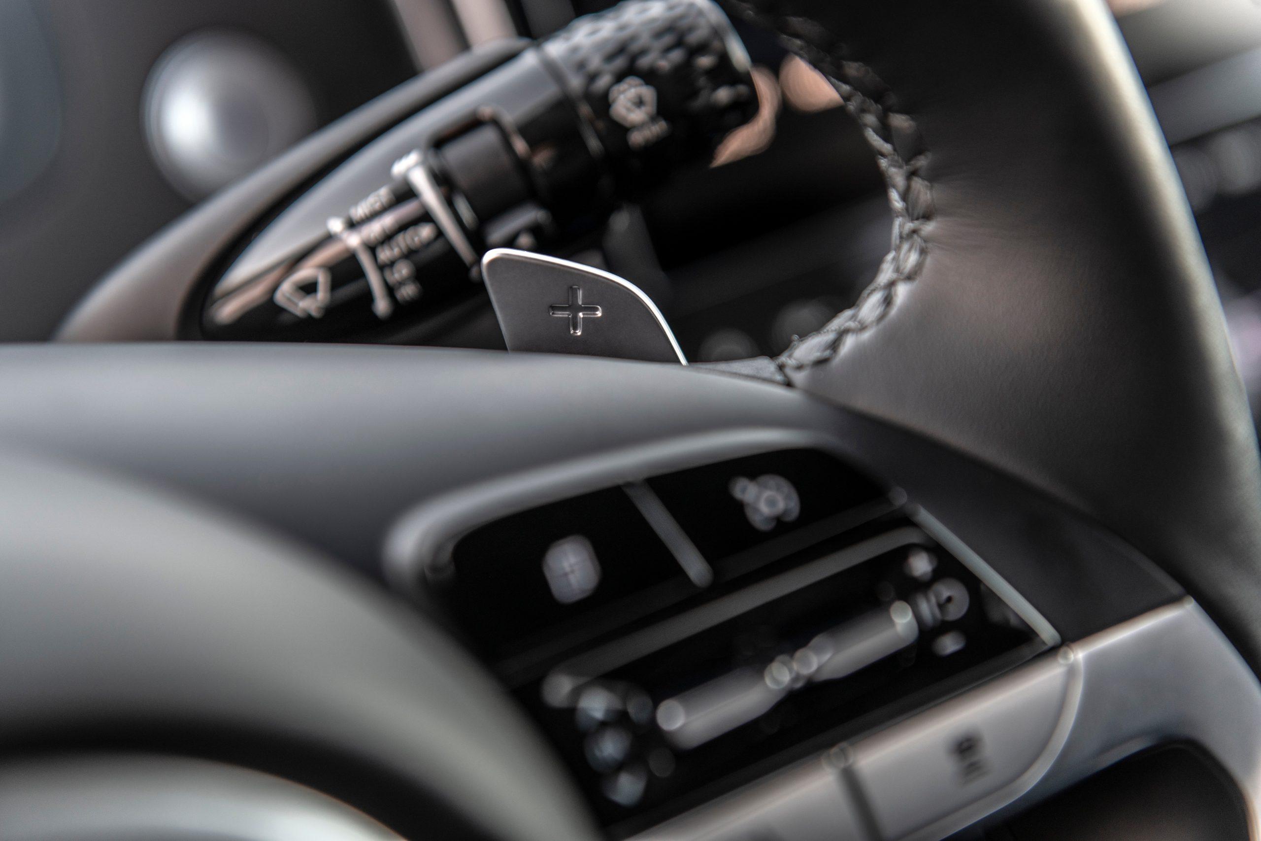 2022 Hyundai Santa Cruz Interior detail