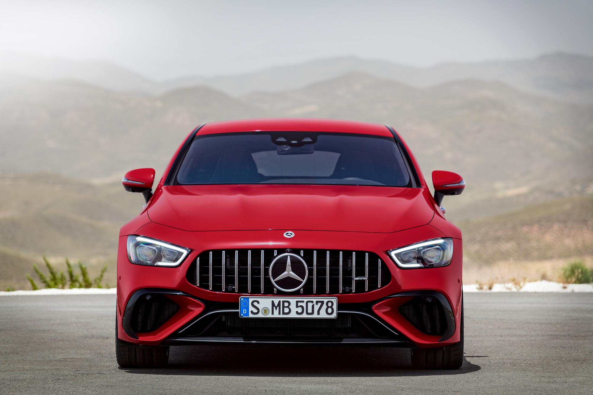 2023-Mercedes-AMG-GT-63-S-E-Performance front