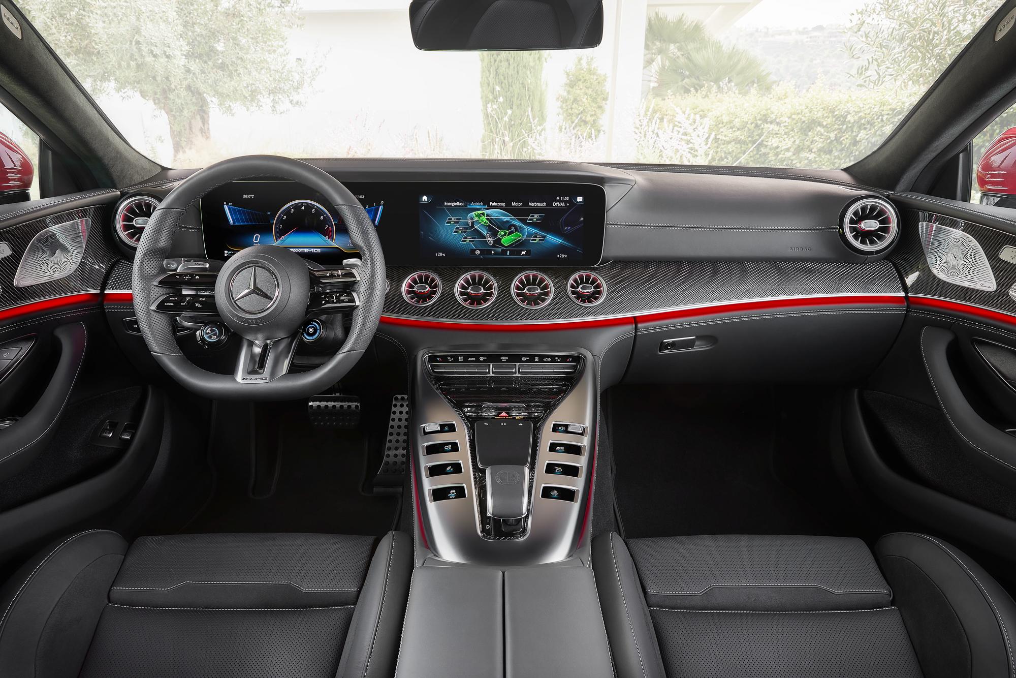 2023-Mercedes-AMG-GT-63-S-E-Performance interior