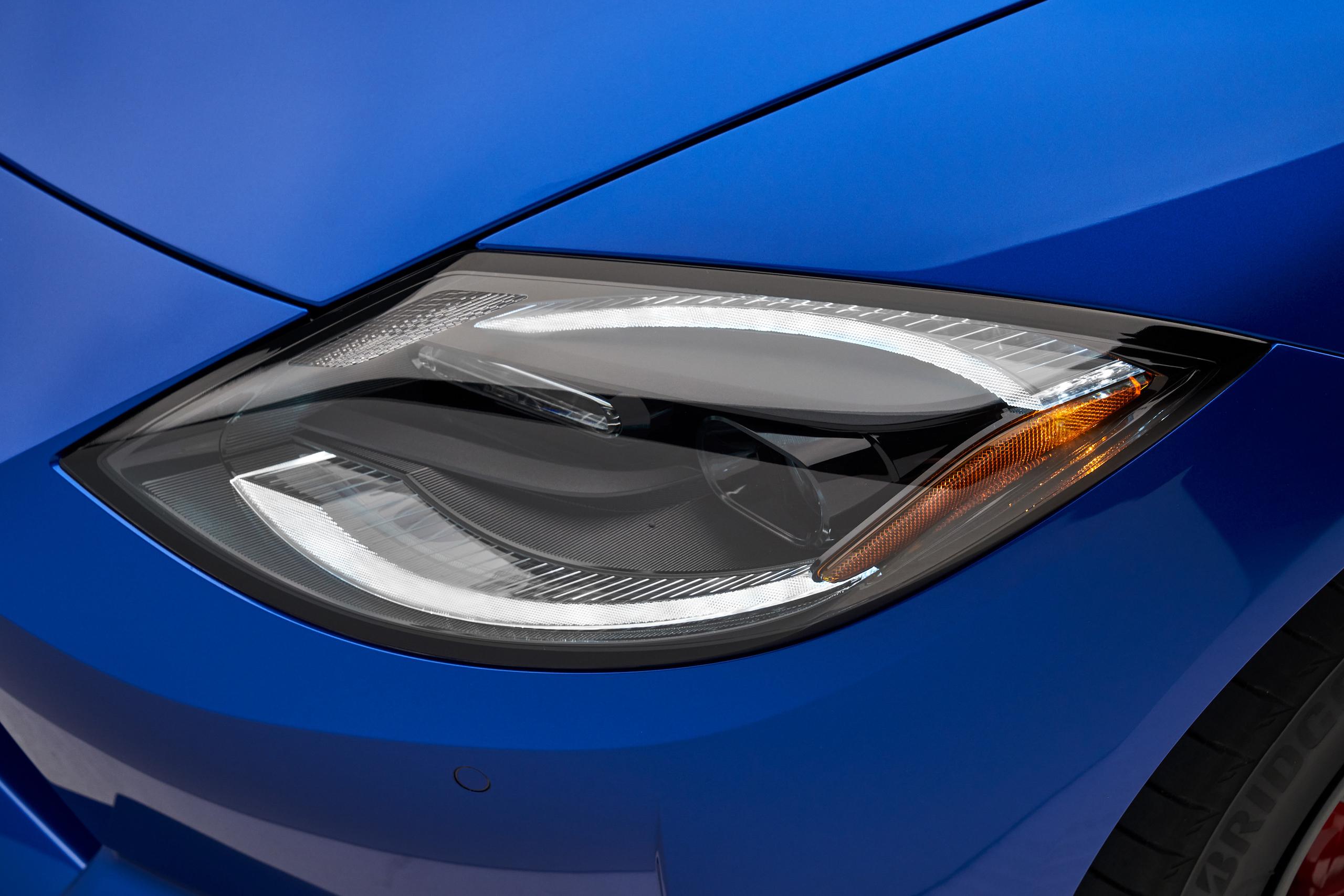 2023 Nissan Z headlight