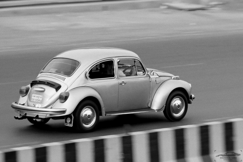 VW Beetle vintage unknown year