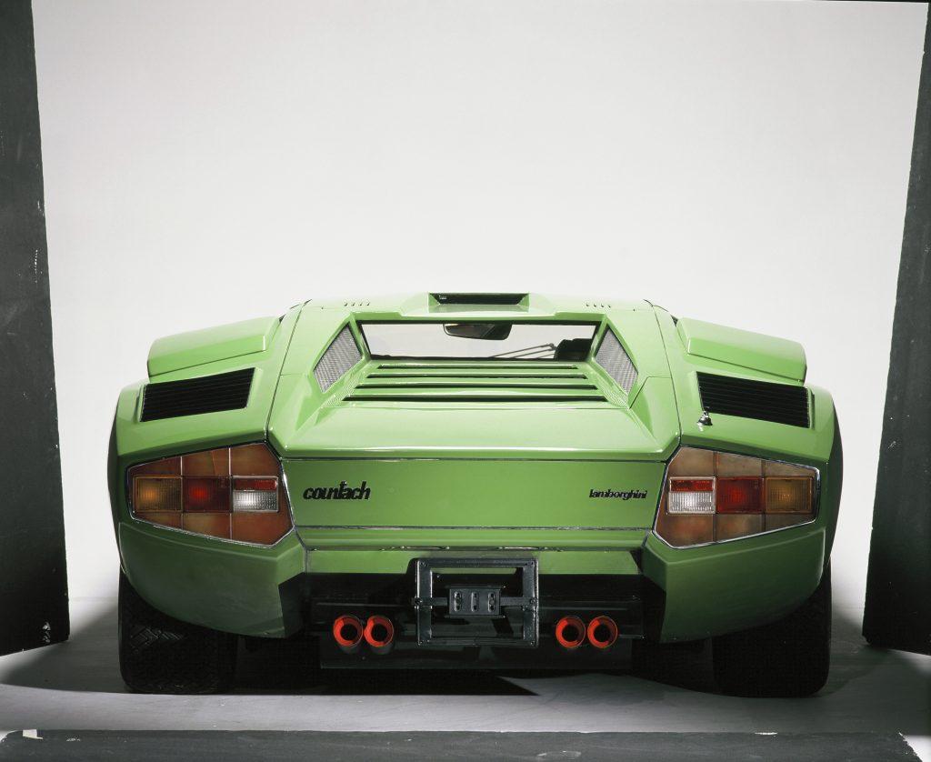 Lamborghini Countach LP 400 Photo Oliver