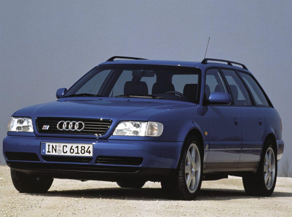 Audi S Avant