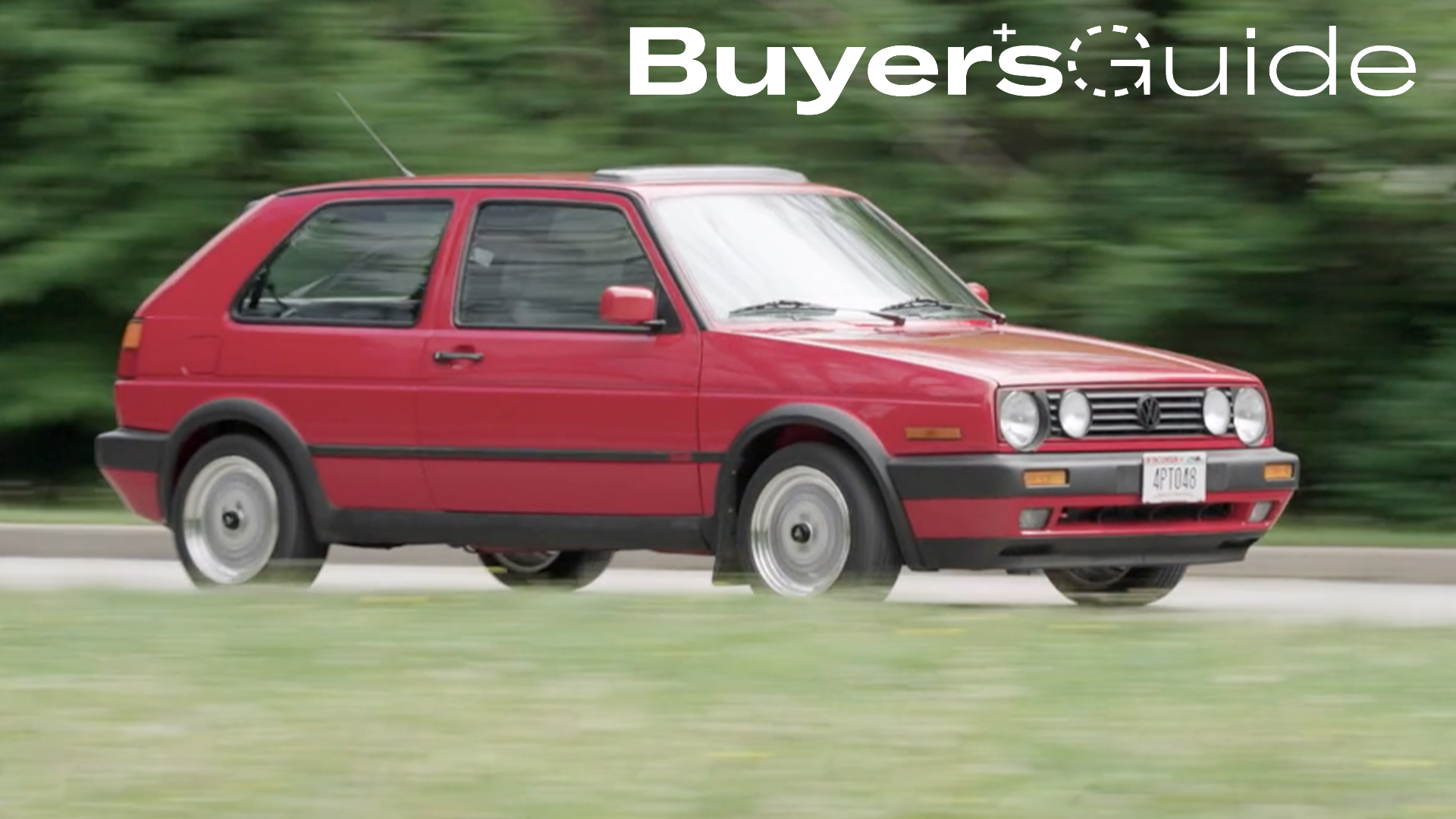 VW Golf buyers guide